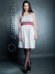 Вышитое модное платье ЖП 50-63