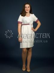 Вышитое модное платье ЖП 82-87