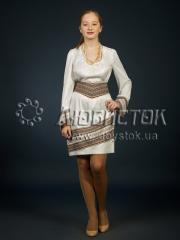 Вышитое модное платье ЖП 92-99
