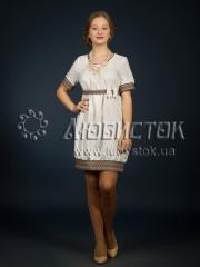 Вышитое модное платье ЖП 94-99