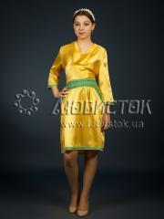 Вышитое модное платье ЖП 95-97