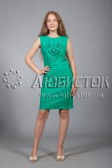Вышитое платье ЖПВ 17-5