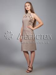 Вышитое платье ЖПВ 18-5