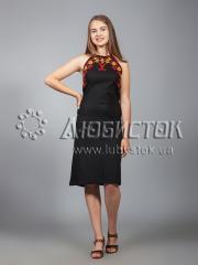 Вышитое платье ЖПВ 18-6