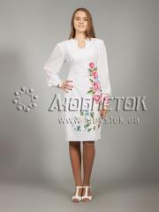 Вышитое платье ЖПВ 19-1