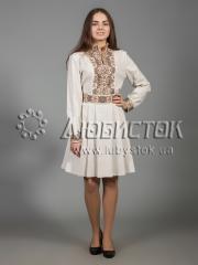 Вышитое платье ЖПВ 31-3