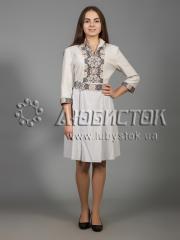 Вышитое платье ЖПВ 32-1