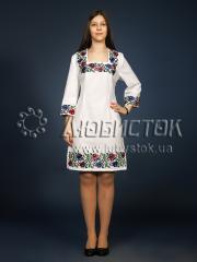 Вышитое платье ЖПВ 6-1