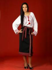 Вышитый женский костюм ЖК 20