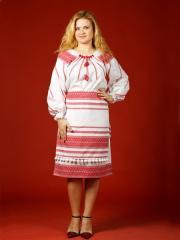 Вышитый женский костюм ЖК 21