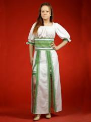 Вышитый женский костюм ЖК 23