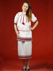 Вышитый женский костюм ЖК 26
