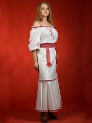 Вышитый женский костюм ЖК 27