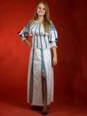 Вышитый женский костюм ЖК 29