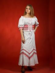 Вышитый женский костюм ЖК 33