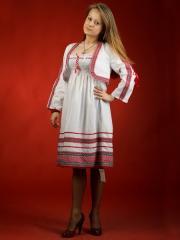 Вышитый женский костюм ЖК 34-22