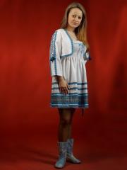 Вышитый женский костюм ЖК 34-23