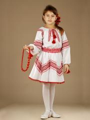 Вышитый женский костюм ЖК 36-17
