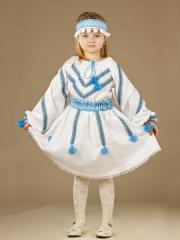 Вышитый женский костюм ЖК 38-4