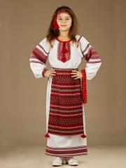 Вышитый женский костюм ЖК 40-16