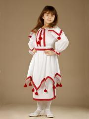 Вышитый женский костюм ЖК 41-10