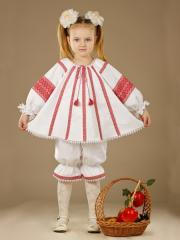 Вышитый женский костюм ЖК 43-11