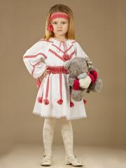 Вышитый женский костюм ЖК 45-11
