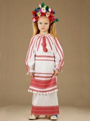 Вышитый женский костюм ЖК 46-11
