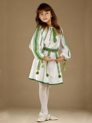 Вышитый женский костюм ЖК 48-15
