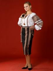 Вышитый женский костюм ЖК 5