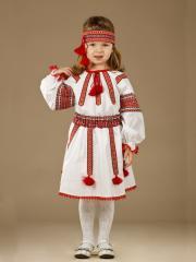 Вышитый женский костюм ЖК 51-2