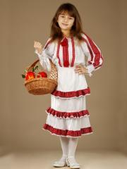 Вышитый женский костюм ЖК 52-13