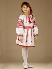Вышитый женский костюм ЖК 56-17