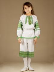 Вышитый женский костюм ЖК 57-15