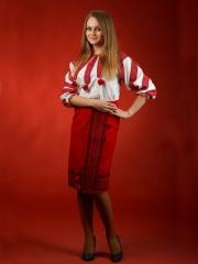 Вышитый женский костюм ЖК 60