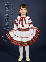 Вышитый женский костюм ЖК 82-44