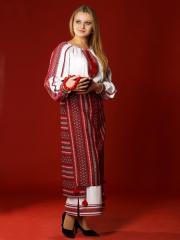Вышитый женский костюм ЖК 9