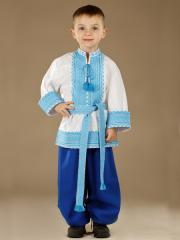 Вышитый костюм КХ 10s