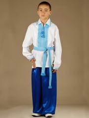 Вышитый костюм КХ 12s
