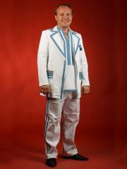 Вышитый костюм КХ 13-23