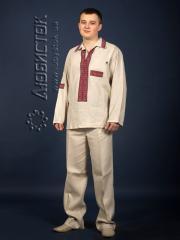 Вышитый костюм КХ 17-26