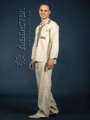 Вышитый костюм КХ 17-62