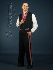 Вышитый костюм КХ 18-26