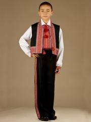 Вышитый костюм КХ 1s