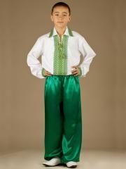 Вышитый костюм КХ 2s