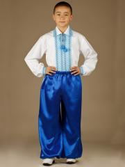 Вышитые костюмы для мальчиков