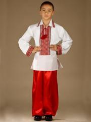 Вышитый костюм КХ 7s