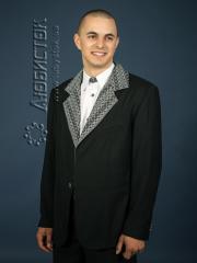 Вышитый пиджак ПЧ 3-5