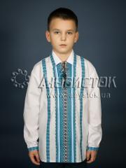 Детская рубашка-вышиванка ЧС 6-23Д