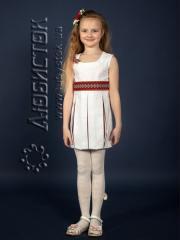 Детское вышитое платье ЖП 15-44